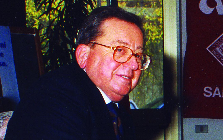 San Mauro d'Oro al dott. Serafino Tambuscio (alla memoria)