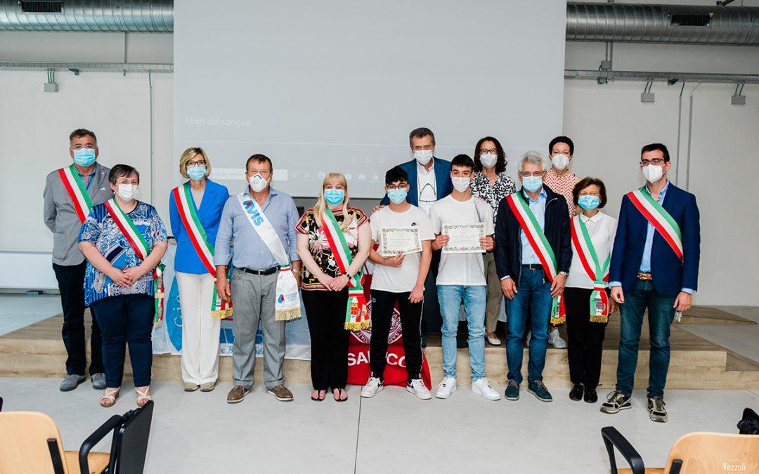 Premiazione Serafino Riva 2021